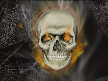 Halloween Skullhead