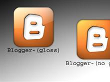 blogger blog icon