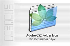 Adobe CS2 Folder Icon