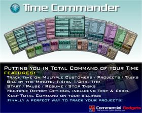 Time Commander Full