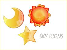 Sky Icons