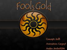 Fools Gold Screen Saver