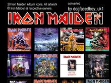 Iron Maiden Album Pack