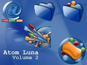 Atom Luna Volume 2