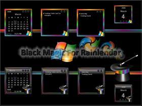 Black Magic RL Pack