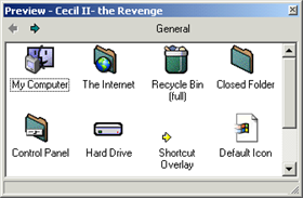 Cecil II - the Revenge
