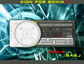 Sonix07 for Xion