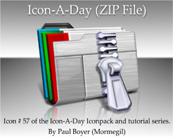 Icon-A-Day #57 (Zip File)