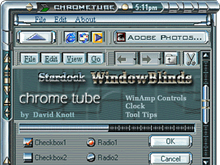 ChromeTube