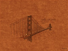 Bridges: Golden Gate, USA
