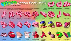 Win3D Summer Addon 03