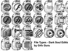 File Types - Dark Soul Edition