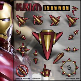Krim Iron Man