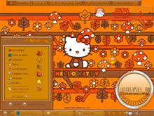 Autumn Hello Kitty