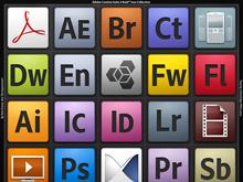 Adobe Creative Suite 4 Bold Icon Collection