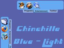 Chinchilla Blue-Light