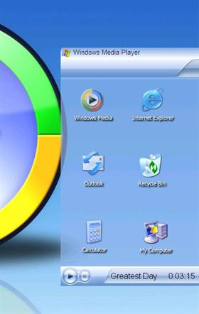 Media Player 10 Dock