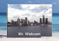 Mr. Webcam