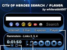 City of Heroes Search/Player