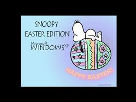 Snoopy Easter Edition