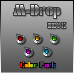 M-Drop (Color Pack)