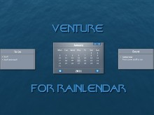 Venture for Rainlendar