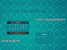 Aventine for Rainlendar