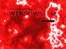Windows XP Electro Red