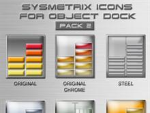 SysMetrix Pack 2 For Object Dock