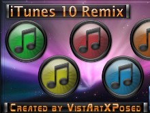 iTunes 10 Remix+