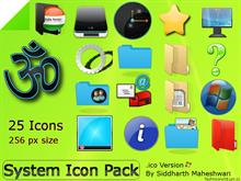 System Icon Pack(.ico ver.)
