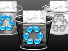 Recycle Bin Icon (6 icons)