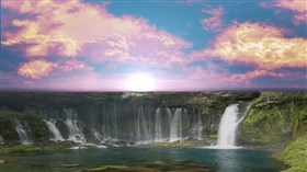 Godafoss_Waterfall