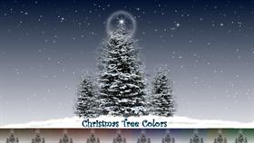 Christmas Tree Colors #winterdream