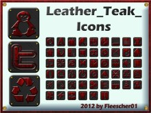 Leather_Teak_Icons
