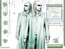 Matrix: The Twins