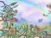 ecological illus pastel