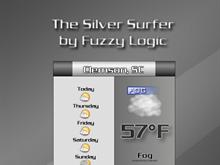 Silver Surfer Weather