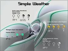 Simple Weather Pack