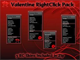 Valentine RC 3 Pack