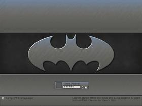 Batman Dark Chrome for Bench Slim