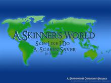 A Skinner's World - Skin Like I Do (Full Screen)