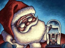 Santa at North Pole_Vista Logon