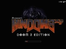 Windows XP- Doom 3 Edition