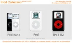 iPod Collection Update 11-20-05